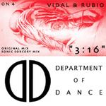 VIDAL & RUBIO - 316 (Back Cover)