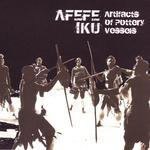 AFEFE IKU - Artifacts Of Pottery Vessels (Front Cover)