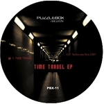 K-1 - Time Travel EP (Front Cover)