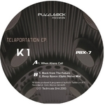 K-1 - Telaportation EP (Front Cover)