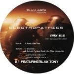 K-1/BLAK TONY - Electropathics EP (Front Cover)