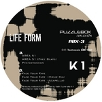 K-1 - Life Form EP (Front Cover)