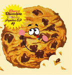 CHEWY CHOCOLATE COOKIES - Pepites EP (Front Cover)