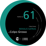 SAFRAS, Mihalis - Colpo Grosso (Front Cover)