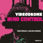 VIDEODROME - Mind Control (Front Cover)