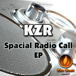 KZR - Spacial Radio Call EP (Front Cover)
