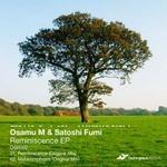 OSAMU M & SATOSHI FUMI - Reminiscence EP (Front Cover)