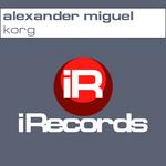 MIGUEL, Alexander - Korg (Front Cover)