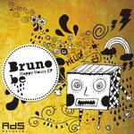 BE, Bruno - Happy Hours (Front Cover)