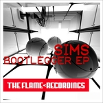SIMS - Bootlegger EP (Front Cover)