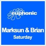 MARKSUN & BRIAN - Saturday (Front Cover)