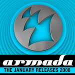 VARIOUS - Armada January Releases 2008 (Front Cover)