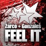 ZARCO & GONZALES - Feel It (Front Cover)