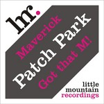 PATCH PARK - Maverick EP (Front Cover)