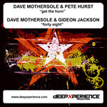 MOTHERSOLE, Dave/PETE HURST/GIDEON JACKSON - Get The Horn (Front Cover)