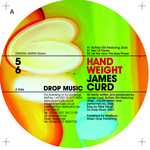 CURD, James - Hand Weight EP (Front Cover)