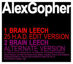 GOPHER, Alex - Brain Leech #1 (Front Cover)