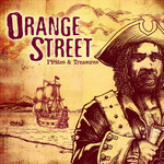 ORANGE STREET - Pirates & Treasures (Front Cover)