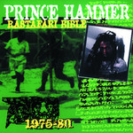 PRINCE HAMMER/BERRIS SIMPSON/ROD TAYLOR - Rastafari Bible (1976-1982) (Front Cover)