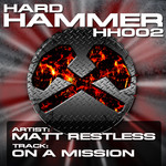 RESTLESS, Matt - On A Mission (Front Cover)