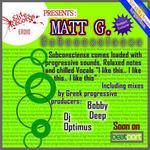 MATT G - Subconscience (Front Cover)
