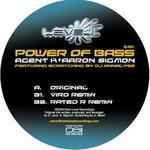 AGENT K/AARON SIGMON - Power Of Bass (Front Cover)