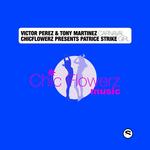 PEREZ, Victor/TONY MARTINEZ - Victor Perez & Tony Martinez (Front Cover)