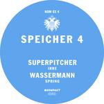 SUPERPITCHER/WASSERMAN - Speicher 4 (Front Cover)