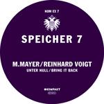 MAYER, Michael/REINHARD VOIGT - Speicher 7 (Front Cover)