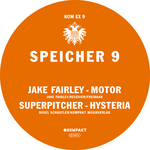 FAIRLEY, Jake/SUPERPITCHER - Speicher 9 (Front Cover)