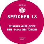 VOIGT, Reinhard/HEIB - Speicher 18 (Front Cover)