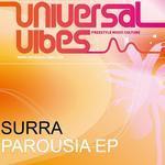 SURRA - Parousia EP (Front Cover)