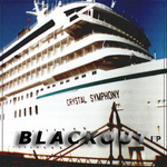 CRYSTAL SYMPHONY - Blackout EP (Front Cover)