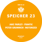 FAIRLEY, Jake/PETER GRUMMICH - Speicher 23 (Front Cover)