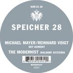 MAYER, Michael/REINHARD VOIGT/THE MODERNIST - Speicher 28 (Front Cover)