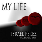 PEREZ, Israel - My Life (Front Cover)