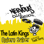 LATIN KINGS, The - I Want To Know (Quiero Saber) (Front Cover)