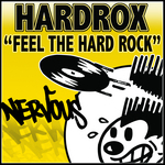 HARDROX - Feel The Hard Rock (Front Cover)