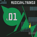VARIOUS - Musicaoltranza Vol 1 (Front Cover)