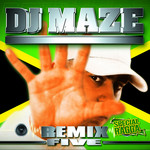 DJ MAZE - Maze Remix Five (Front Cover)