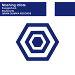 MOSHING IDIOTS - Swaggerback (Front Cover)