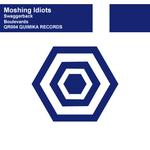 MOSHING IDIOTS - Swaggerback (Back Cover)