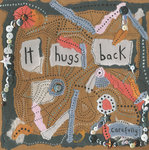 IT HUGS BACK - Carefully (Front Cover)