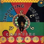 THROWING MUSES - Counting Backwards (Front Cover)