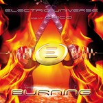 ELECTRIC UNIVERSE feat CHICO - Burning (Front Cover)