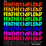 FEATHER OF LEAD - The New Romantic EP (Front Cover)