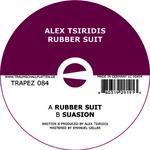 TSIRIDIS, Alex - Rubber Suit (Front Cover)