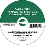 UNDER, Alex - Trapezones Erectos & Extrapezlo (remixes) (Front Cover)