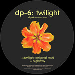 DP 6 - Twilight EP (Front Cover)