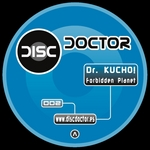 DR KUCHO! - Forbidden Planet (Front Cover)